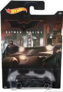 Hot Wheels Batman - Batman Begins Batmobile